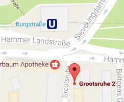Praxisstandort Hamburg